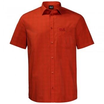Фото Тенниска Hot Springs Shirt (1402331-7719), Цвет - зеленый, Короткий рукав