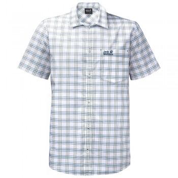 Фото Тенниска Hot Springs Shirt (1402331-7919), Цвет - синий, Короткий рукав