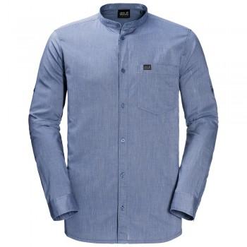 Фото Рубашка с длинным рукавом Indian Springs Shirt Men (1402531-7726), Цвет - голубой, Длинный рукав