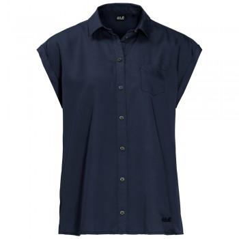 Фото Тенниска Mojave Shirt (1402581-1910), Цвет - темно-синий, Короткий рукав