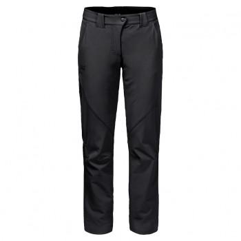 Фото Утепленные брюки CHILLY TRACK XT PANTS WOMEN (1502371-6000), Цвет - черный, Городские