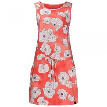 Фото Платье Marigold Dress (1503822-7743), Цвет - коралловый, Платья