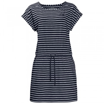 Фото Платье Travel Striped Dress (1504062-7819), Цвет - синий, Платья