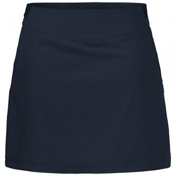 Фото Юбка-шорты Activate Light Skort Women (1504651-1910), Цвет - темно-синий, Юбки-шорты