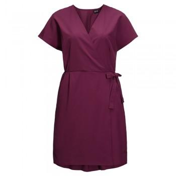 Фото Платье VICTORIA DRESS (1505361-1014), Цвет - бордовый, Платья