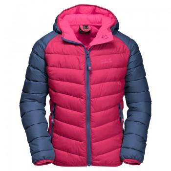 Фото Куртка ZENON KIDS (1604141-2081), Цвет - темно-розовый, Городские