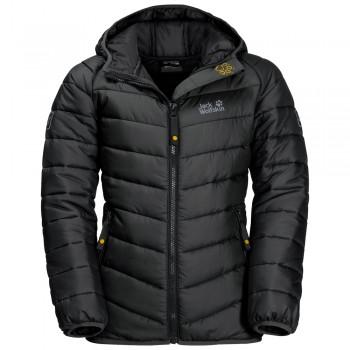 Фото Куртка стеганная K ZENON JKT (1604143-6350), Цвет - темно-серый, Утепленные куртки