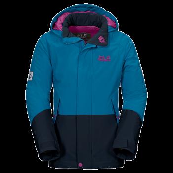 Фото Куртка SNOW RIDE TEXAPORE INS JKT G (1605301-1077), Горнолыжные