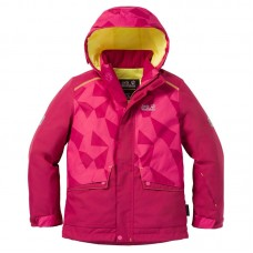 Куртка г/л SNOW RIDE JACKET KIDS
