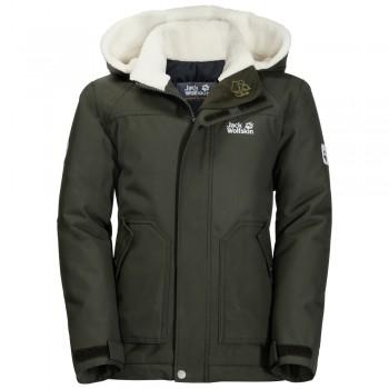 Фото Куртка утепленная B GREAT BEAR JKT (1606822-5515), Цвет - темно-зеленый, Городские