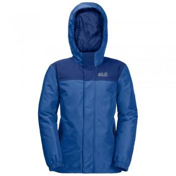 Фото Куртка утепленная B KAJAK FALLS JKT (1607082-1201), Цвет - голубой, Городские