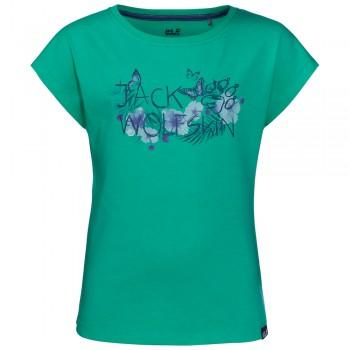 Фото Футболка Brand T Girls (1607261-4071), Цвет - мятный, Футболки