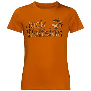 Фото Футболка Jungle T Kids (1607441-3062), Цвет - оранжевый, Футболки