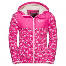 Флис NORDIC HOODED JACKET KIDS