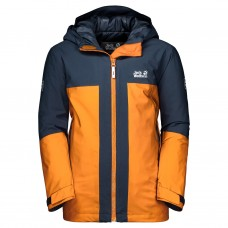 Куртка утепленная POWDER MOUNTAIN JACKET BOYS