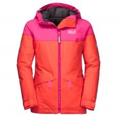 Куртка утепленная POWDER MOUNTAIN JACKET GIRLS