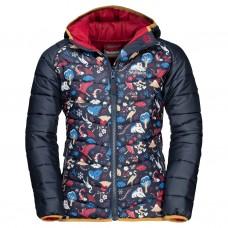 Куртка стеганная ZENON PRINT JACKET KIDS
