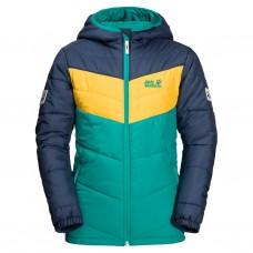 Куртка утепленная THREE HILLS JACKET KIDS
