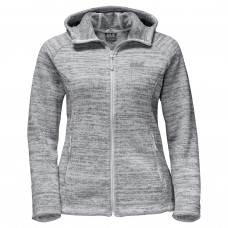 Кофта-флис AQUILA HOODED JACKET WOMEN