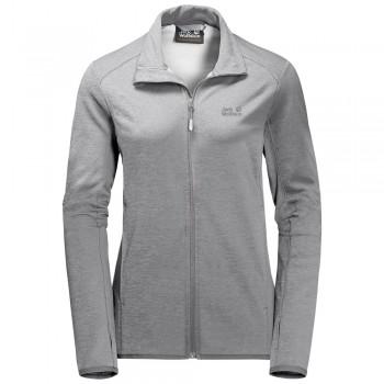 Фото Кофта для спорта Hydropore Jacket Women (1705102-6038), Цвет - серый, Джемперы