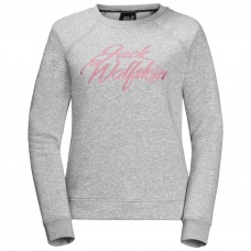 Толстовка WINTER LOGO SWEATSHIRT W