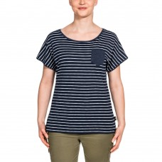 Футболка TRAVEL STRIPED T WOMEN