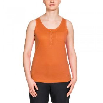 Фото Майка ESSENTIAL TOP WOMEN (1805751-3441), Цвет - оранжевый, Майки