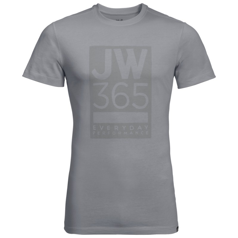 Jack Wolfskin / Футболка 365 t m (1806621-6046)