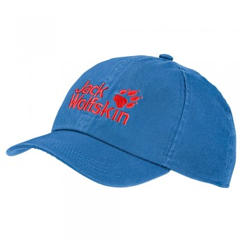 Фото Кепка KIDS BASEBALL CAP (1901011-1255), Цвет - синий, Кепки