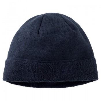 Фото Шапка CARIBOU CAP (1902231-1010), Цвет - темно-синий, Шапки и повязки