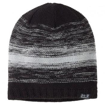 Фото Шапка COLORFLOAT KNIT CAP (1904631-6000), Цвет - черный, Шапки и повязки