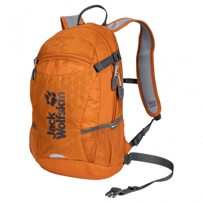Купить Городские рюкзаки, Рюкзак velocity 12 (2004961-8084), Jack Wolfskin, Оранжевый, Мультисезон, Осень-Зима 2019-2020