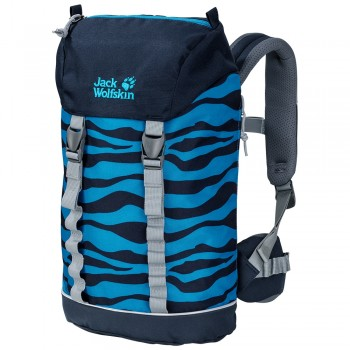 Фото Рюкзак Jungle Gym Pack (2006661-7792), Цвет - синий, черный, Городские рюкзаки