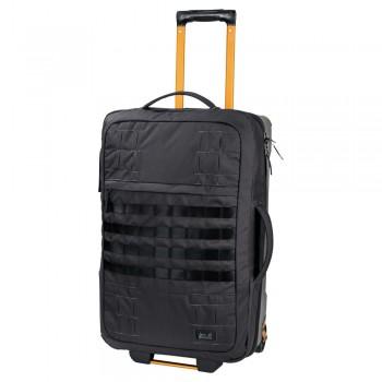 Фото Чемодан TRT RAIL 60 (2007021-6350), Цвет - темно-серый, Дорожные сумки