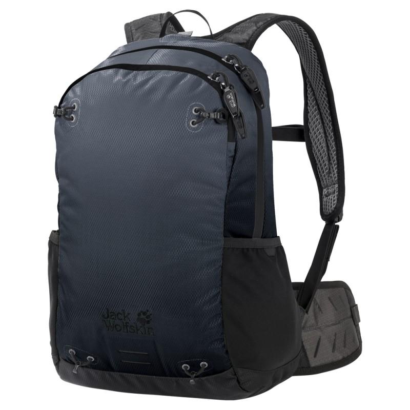 Купить Городские рюкзаки, Рюкзак halo 22 pack (2007221-8023), Jack Wolfskin, Серый, Мультисезон, Весна-Лето 2019