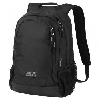 Фото Рюкзак PERFECT DAY (24040-6000), Цвет - черный, Городские рюкзаки