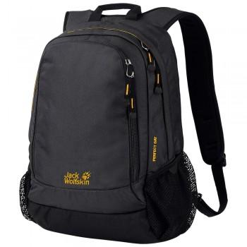 Фото Рюкзак PERFECT DAY (24040-635), Цвет - темно-серый, Городские рюкзаки