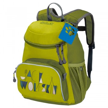 Фото Рюкзак LITTLE JOE (26221-4038), Цвет - зеленый, Городские рюкзаки