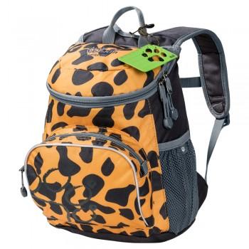 Фото Рюкзак Little Joe (26221-7428), Цвет - оранжевый, черный, Городские рюкзаки