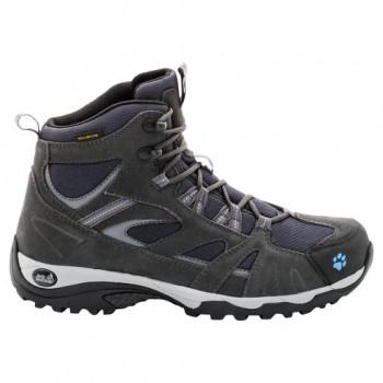 Фото Треккинговые ботинки VOJO HIKE MID TEXAPORE WOMEN (4011371-1132), Цвет - голубой, Треккинговые ботинки