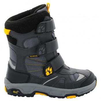 Фото Ботинки BOYS SNOW DIVER TEXAPORE (4011943-3802), Цвет - желтый, серый, Городские ботинки