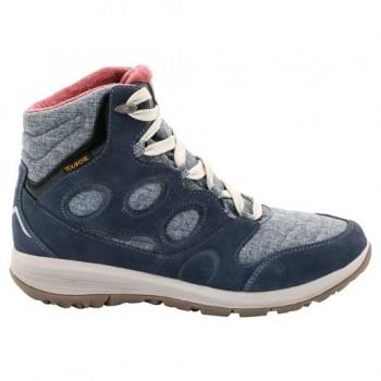 Фото Ботинки VANCOUVER TEXAPORE MID W (4020641-1010), Цвет - синий, Городские ботинки