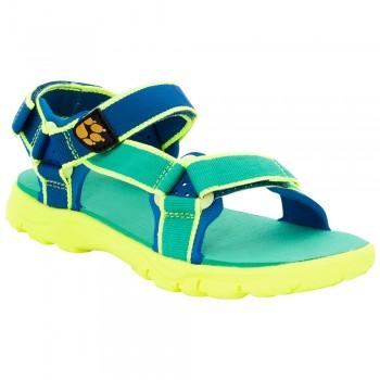 Фото Сандалии Seven Seas 2 Sandal B (4029951-4067), Цвет - бирюзовый, Сандалии
