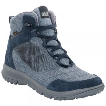 Фото Ботинки SEVEN WONDERS TEXAPORE MID W (4031781-1010), Цвет - синий, Городские ботинки