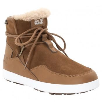 Фото Ботинки AUCKLAND WT TEXAPORE BOOT W (4035771-5215), Цвет - коричневый, Городские ботинки