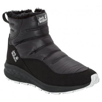 Фото Ботинки NEVADA RIDE LOW W (4035821-6053), Цвет - черный, Городские ботинки