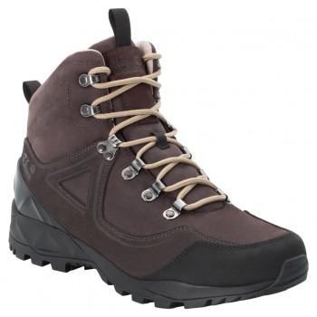 Фото Ботинки CASCADE HIKE XTL MID M (4043841-5231), Цвет - темно-коричневый, черный, Городские ботинки