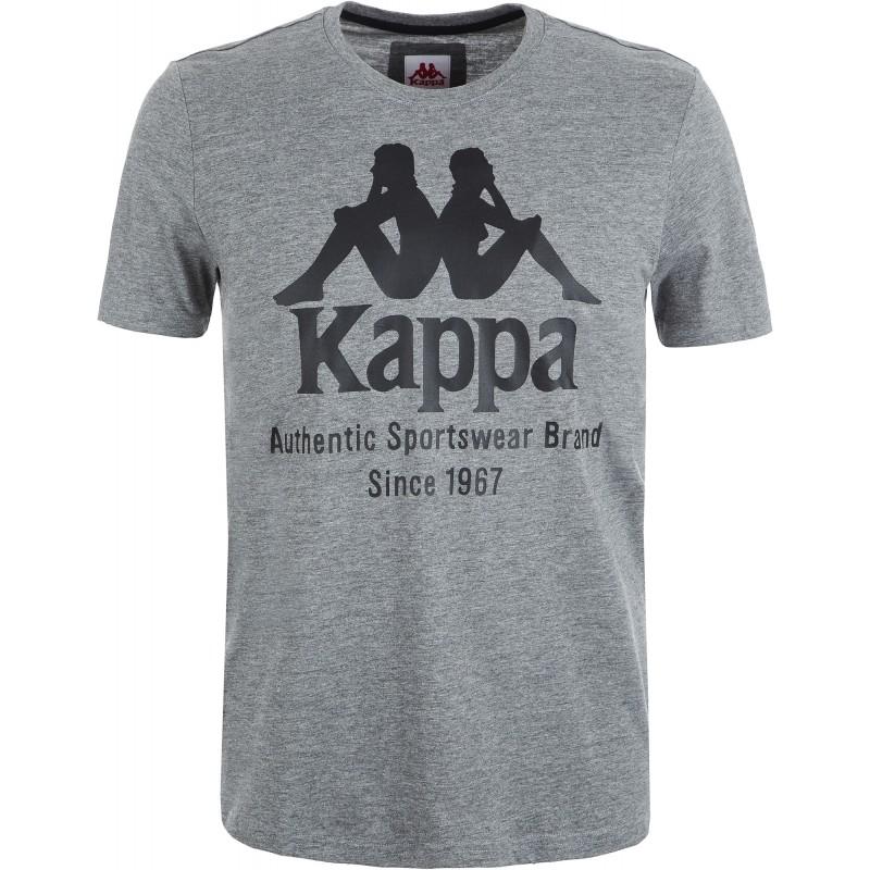 Купить Футболки, Футболка men's t-shirt (100757-2A), Kappa, Серый, Мультисезон, Осень-Зима 2019-2020