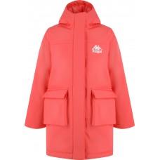 Куртка утепленная красная 111653-R3