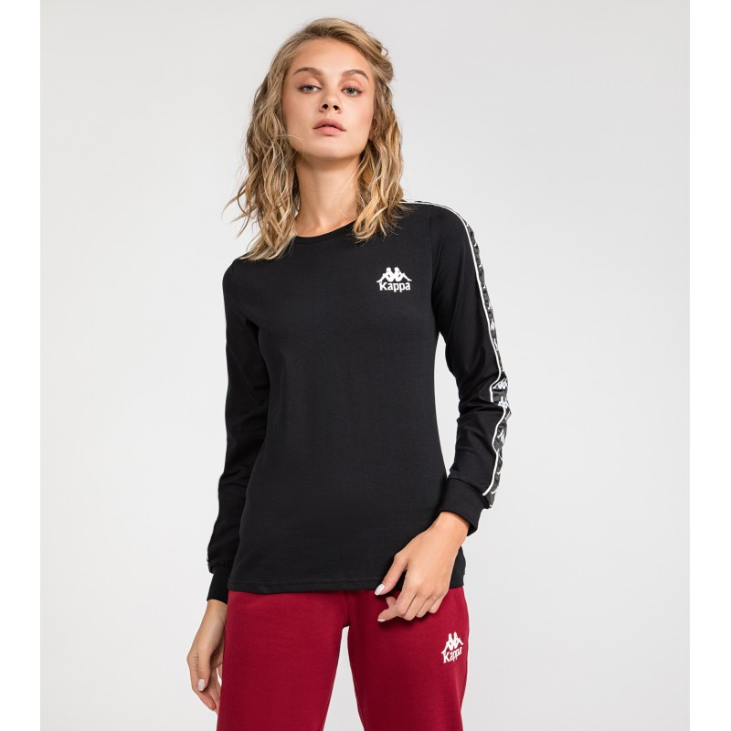 Kappa / Футболка с длинным рукавом women's t-shirt (304P4D0-99)